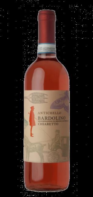 Antichello Bardolino Chiaretto DOC 2018 Santa Sofia