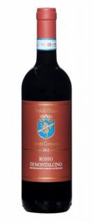 Rosso di Montalcino DOC 2012 Bartoli Giusti