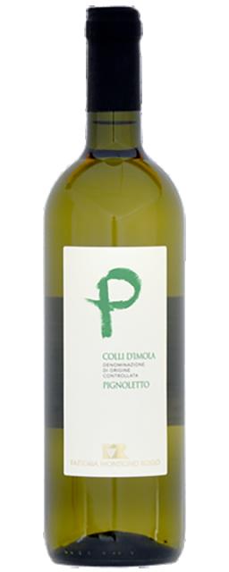 Colli d'Imola Pignoletto DOC 2014 Fattoria Monticino Rosso