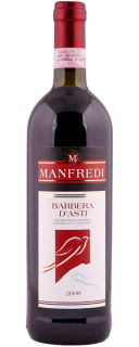 Barbera d'Asti DOCG 2011 Manfredi