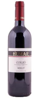 Collio merlot DOC 2010 Humar