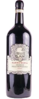Amarone della Valpolicella classico DOCG 2015 Santa Sofia Double Magnum