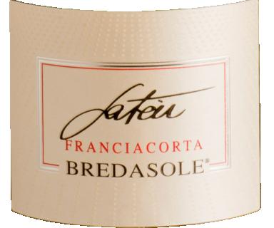 Eticheta Vin spumant Franciacorta Saten 2018 Bredasole