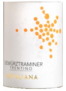 Eticheta Vin alb Gewürztraminer DOC 2016 Cantina Rotaliana