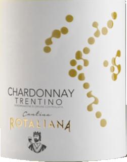 Chardonnay Trentino DOC 2016 Cantina Rotaliana - eticheta