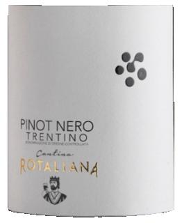 Eticheta Vin rosu Pinot Nero Trentino DOC 2016 Cantina Rotaliana