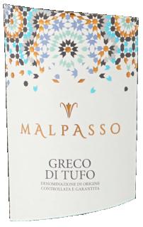 Eticheta Greco di Tufo DOCG 2019 Malpasso