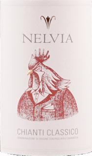 Eticheta Chianti classico DOCG 2018 Nelvia