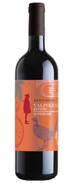 Antichello Valpolicella Ripasso superiore DOC 2016 Santa Sofia