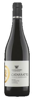 Vin alb Catarratto vigna Mandranova BIO 2017 Alessandro di Camporeale