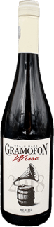 Gramofon Merlot DOC 2018 Gramofon Wine