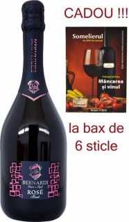 Vin spumant brut rose DOC 2018 Bernardi - bax 6 sticle