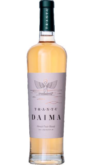 Daima Pinot Noir Rose DOC 2020 Crama Trantu