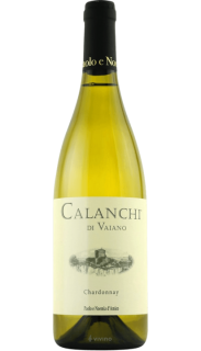 Calanchi di Vaiano Chardonnay 2014 Paolo e Noemia d'Amico