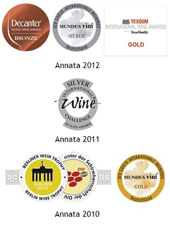 Decanter Bronz Mundus Vini Argint International Wine Awards Aur International Wine trophy Argint Berlin wine trophy Aur Mundus Vini Aur